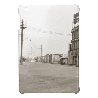 1920's vintage Street Photo iPad Mini Cover