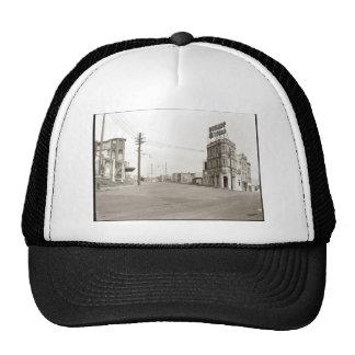 1920's vintage Street Photo Trucker Hat