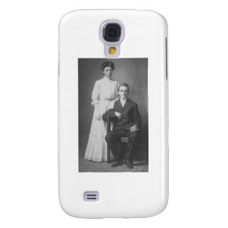 1920's Wedding Picture Galaxy S4 Case