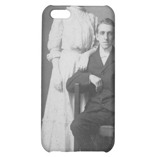 1920's Wedding Picture iPhone 5C Cases