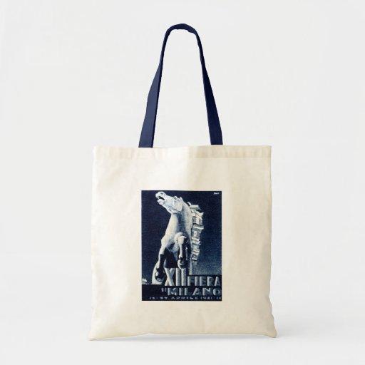1921 Italian Film Festival Budget Tote Bag