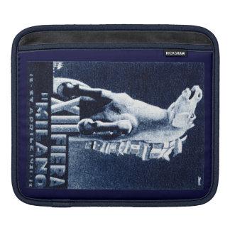 1921 Italian Film Festival iPad Sleeve