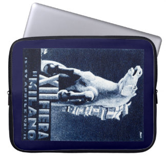 1921 Italian Film Festival Laptop Computer Sleeves