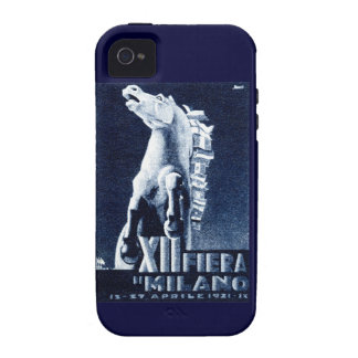 1921 Italian Film Festival Vibe iPhone 4 Cover