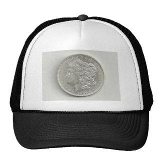 1921 Morgan Silver Dollar Hat