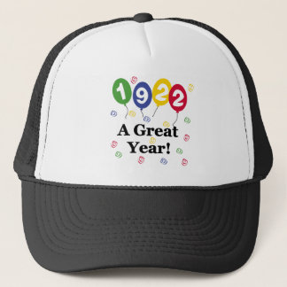 1922 A Great Year Birthday Trucker Hat