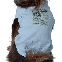 1922 Animal Actors silent movie Brownie Dog Tee