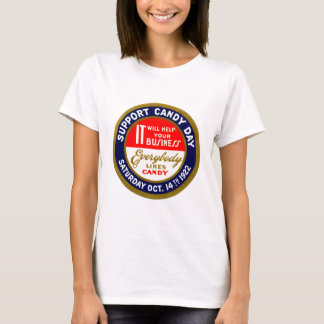 1922 Candy Day T-Shirt