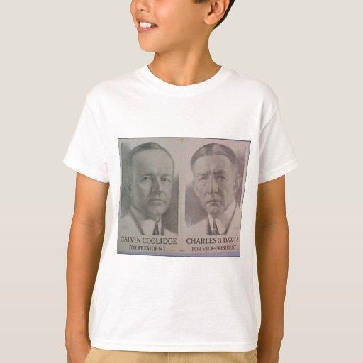 1922 Coolidge - Dawes T-Shirt