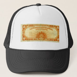 1922-Gold-Certificate Trucker Hat