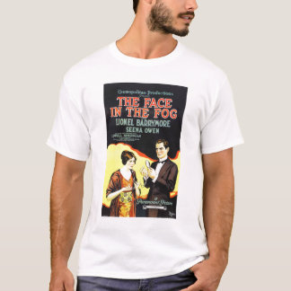1922 Silent Movie Poster Lionel Barrymore T-Shirt