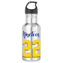 1922 Small Water Bottle