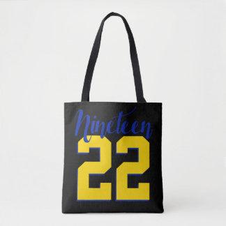 1922 Tote Bag