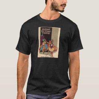 1923 Al Jolson's Theatre playbill cover T-Shirt