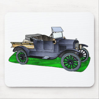 1923 Ford Model T Pickup Mouse Pad
