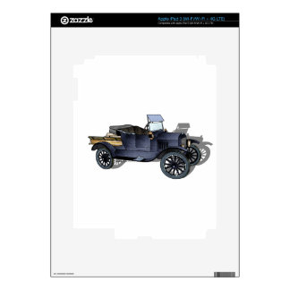 1923 Ford Model T Pickup iPad 3 Skins