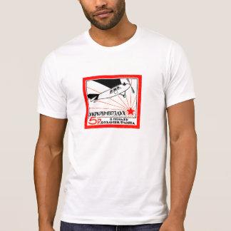 1923 Russian Air Fleet Stamp T-Shirt