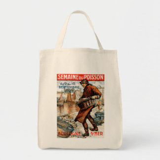 1923 Seafood Festival Tote Bags