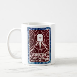 1923 Turin Photo Expo Poster Coffee Mug