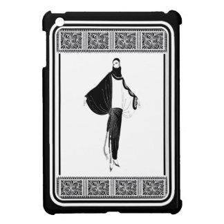 1924 Art Deco Haute Couture Vintage Fashion Retro iPad Mini Cases
