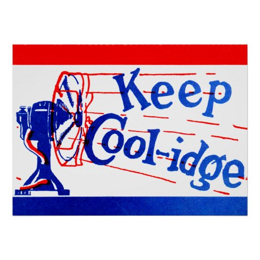 1924 guarde a Coolidge Posters