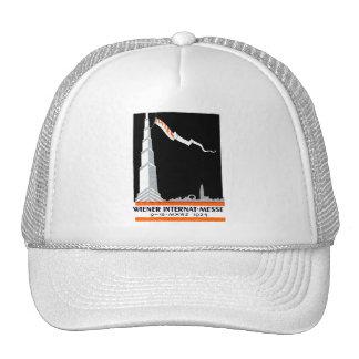 1924 Viennese International Exposition Mesh Hat