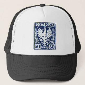 1925 50h Polish EagleStamp Trucker Hat