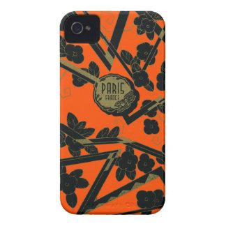 1925 Art Deco Paris France perfume iPhone 4 Case-Mate Case