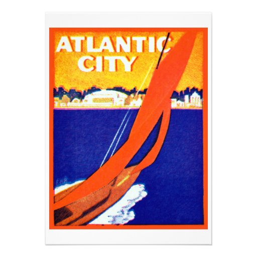 1925 Atlantic City Announcement