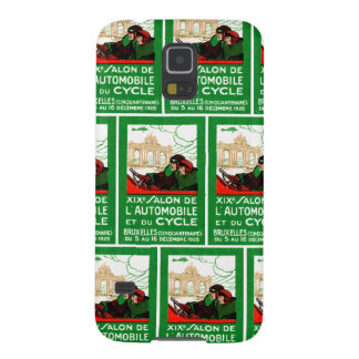 1925 Brussels Automotive Exposition Case For Galaxy S5