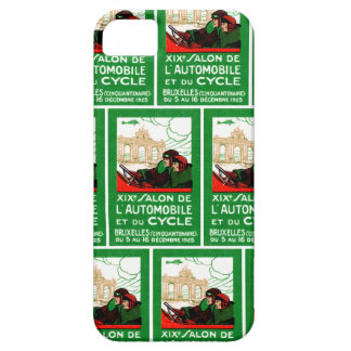 1925 Brussels Automotive Exposition iPhone 5 Cover