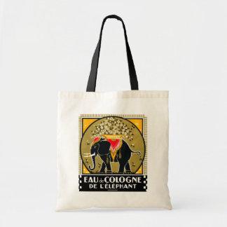 1925 Cologne De L'Elephant Budget Tote Bag