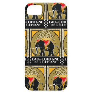 1925 Cologne De L'Elephant iPhone SE/5/5s Case