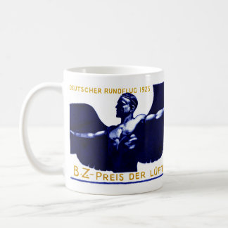 1925 German Air Show Poster Coffee Mug