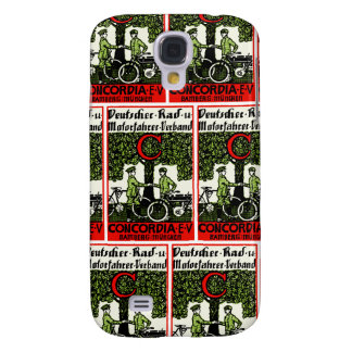 1925 German Bicycle and Motorcycle Club Samsung Galaxy S4 Case