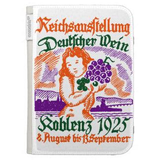 1925 German Wine Festival Kindle Covers