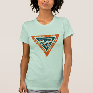 1925 National Parks Airways T-shirt