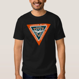1925 National Parks Airways Tee Shirt