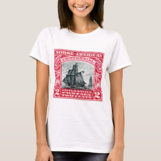1925  Norse American Stamp T-Shirt