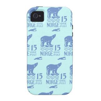 1925 Norwegian Polar Bear Case For The iPhone 4