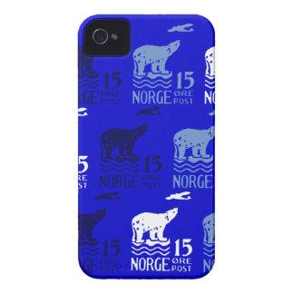1925 Norwegian Polar Bear Case-Mate iPhone 4 Case