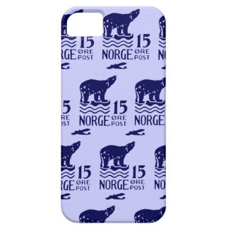 1925 Norwegian Polar Bear iPhone SE/5/5s Case