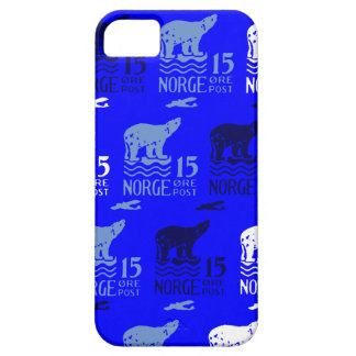 1925 Norwegian Polar Bear iPhone SE/5/5s Case