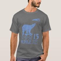 1925 Norwegian Polar Bear T-Shirt