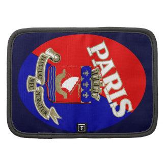 1925 Paris Luggage Label Planner