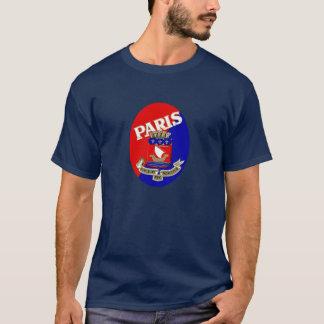 1925 Paris Luggage Label T-Shirt