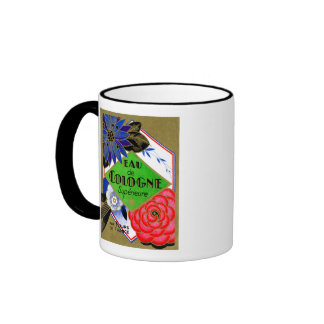 1925 Superieure Flowers of France perfume Coffee Mugs