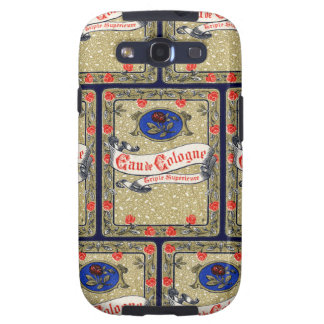 1925 Superior Eau de Cologne perfume Samsung Galaxy SIII Covers