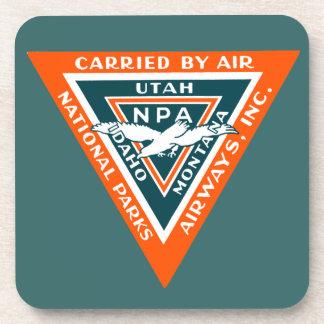 1925 vías aéreas de los parques nacionales posavasos