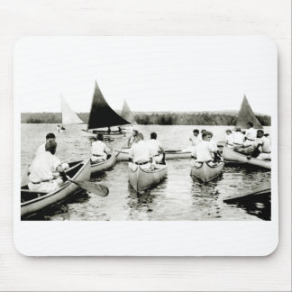 1925 Young Mens Summer Camp Mousepad